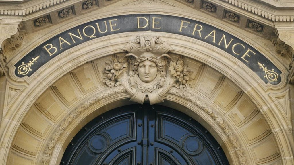 Bank of France on CBDC UE