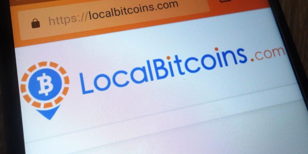 LocalBitcoin darknet transactions