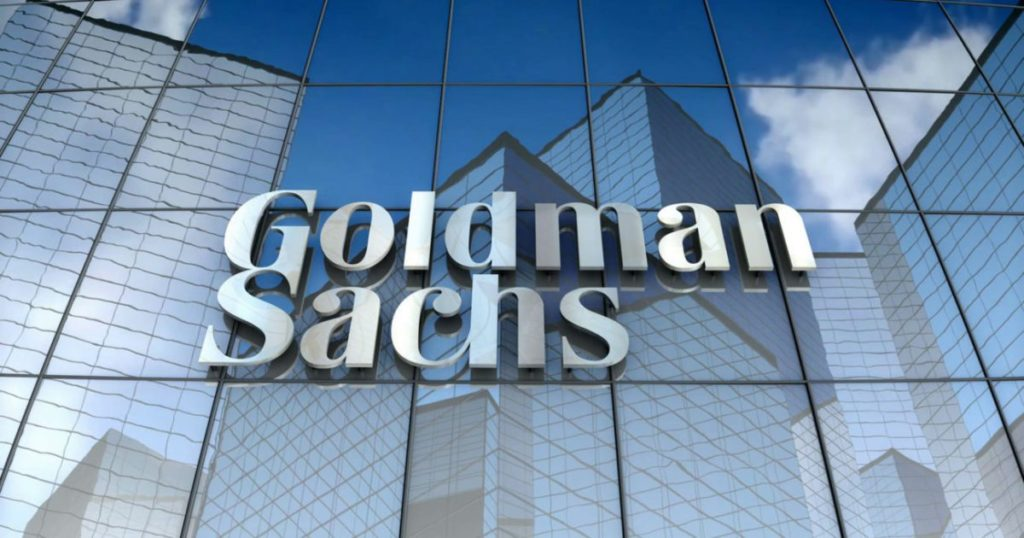 Goldman Sachs investing bank opinion on cryptocurrency