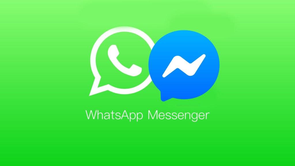 Whatsapp and messenger payments via Novi