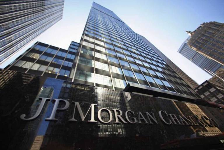 J.P. Morgan Chase is cooperating with crypto exchanges