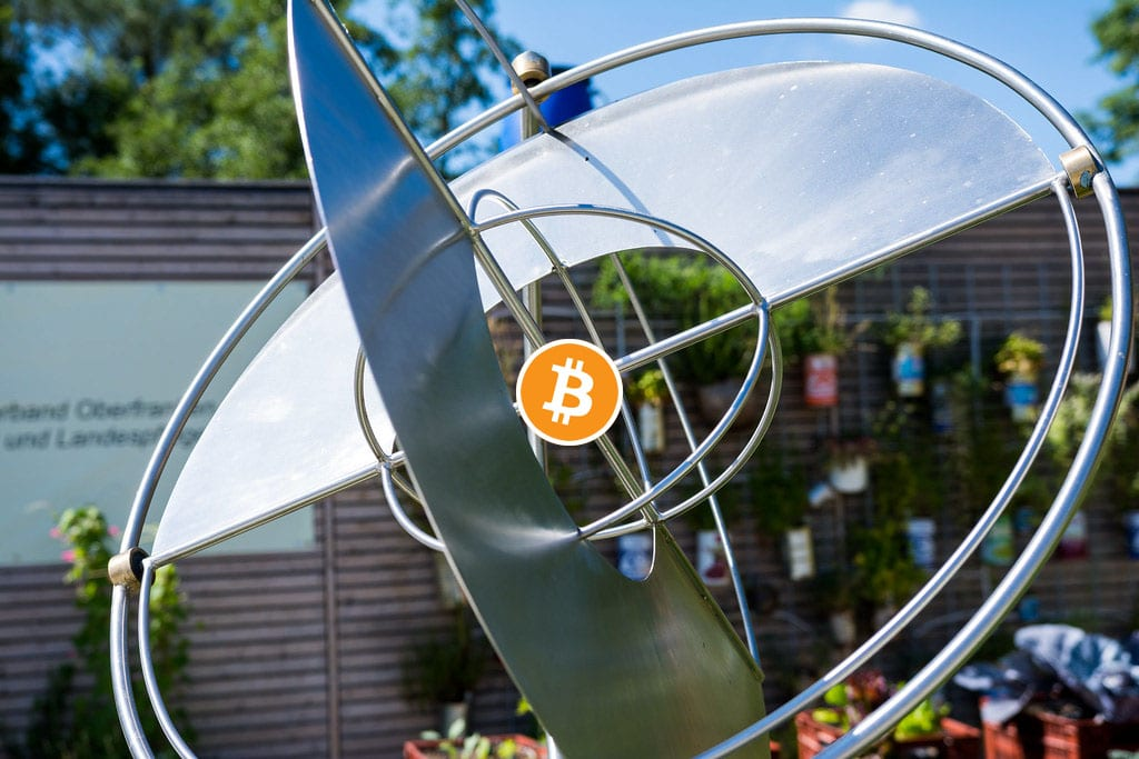 Bitcoin is going up bull market trend