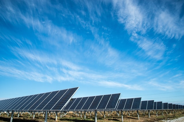 Solar Panels from Sun Exchange blockchain investition
