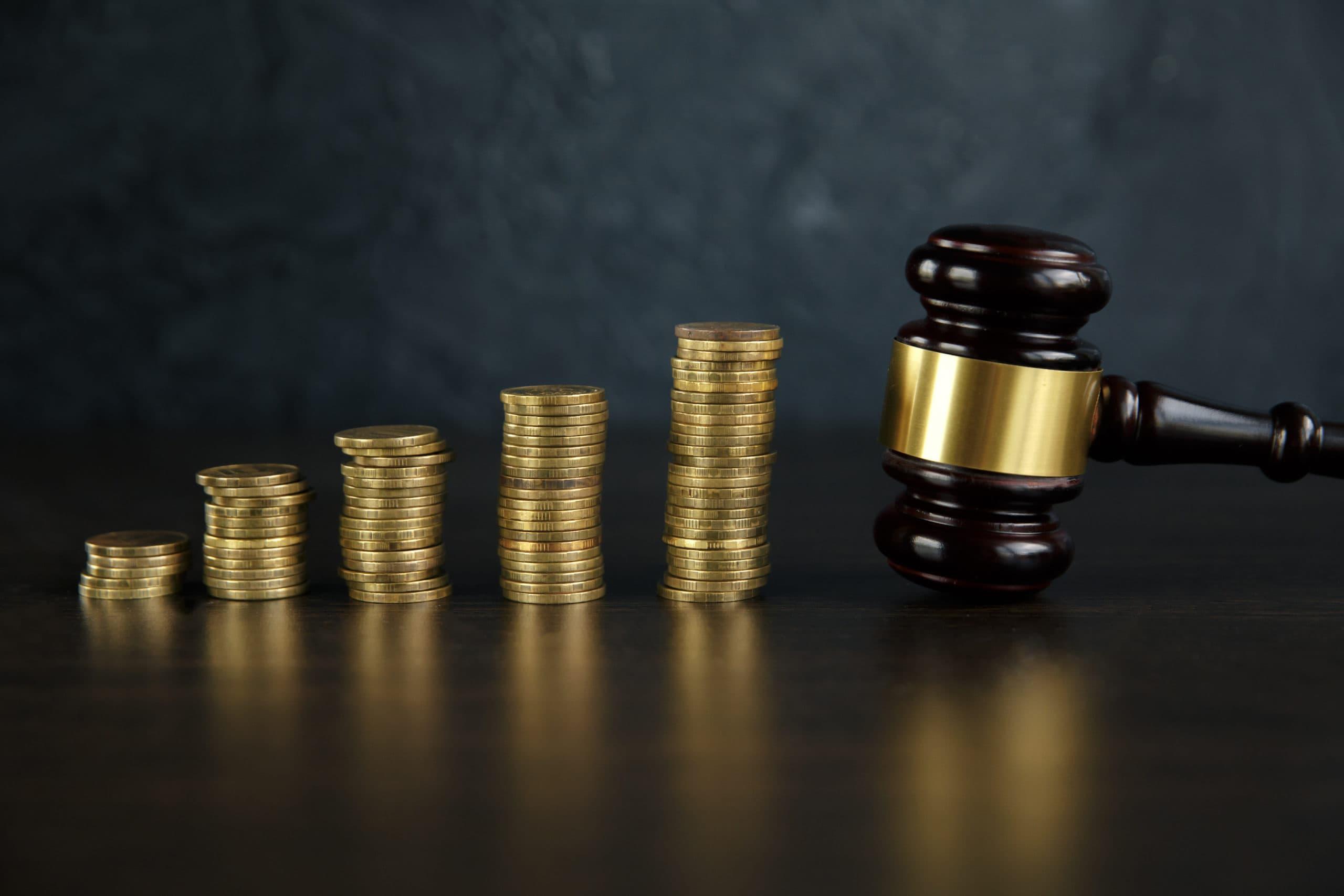 court coins