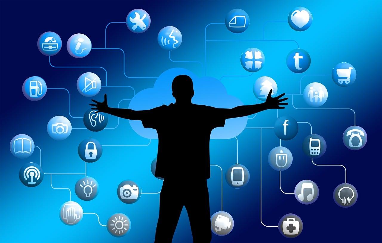 blockchain social media