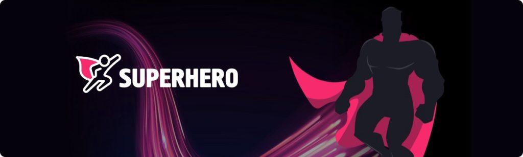 Aeternity Superhero app