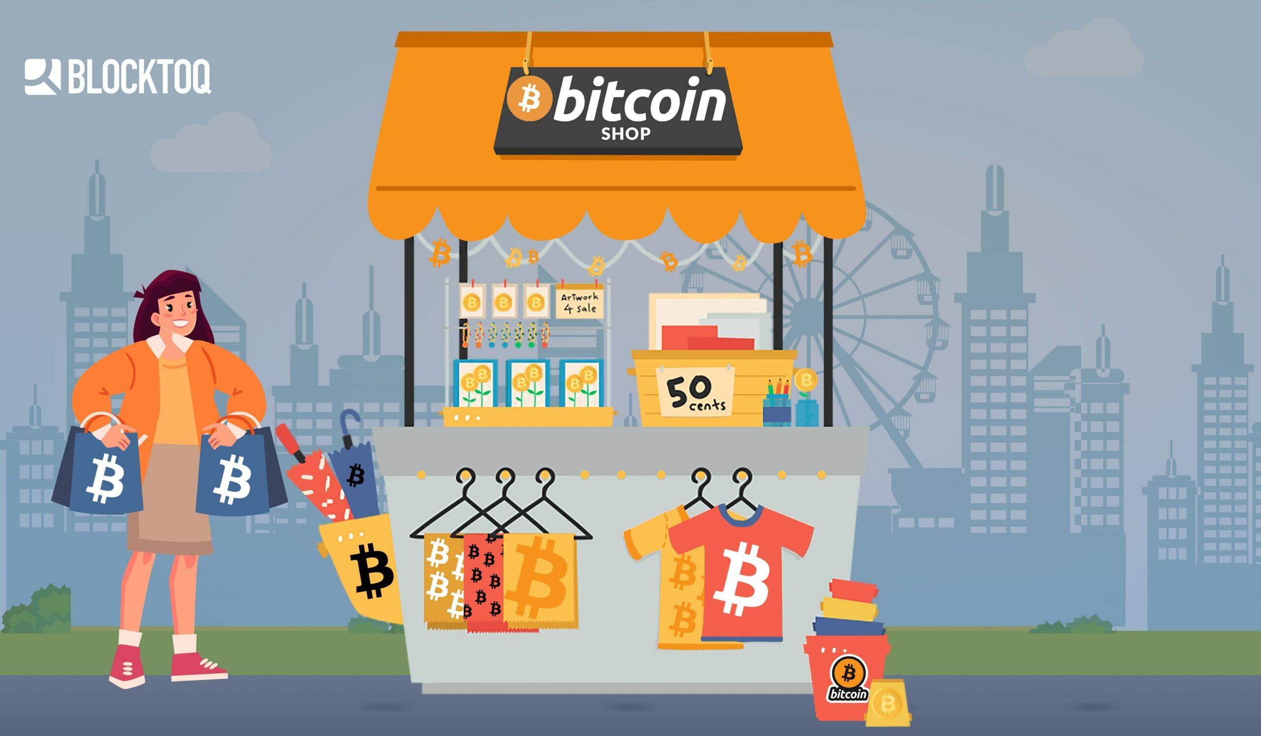 bitcoin gadgets