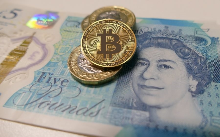 GBP british pount investment for Bitcoin via Ziglu
