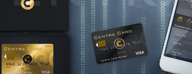 Centra Tech features scam ico cards