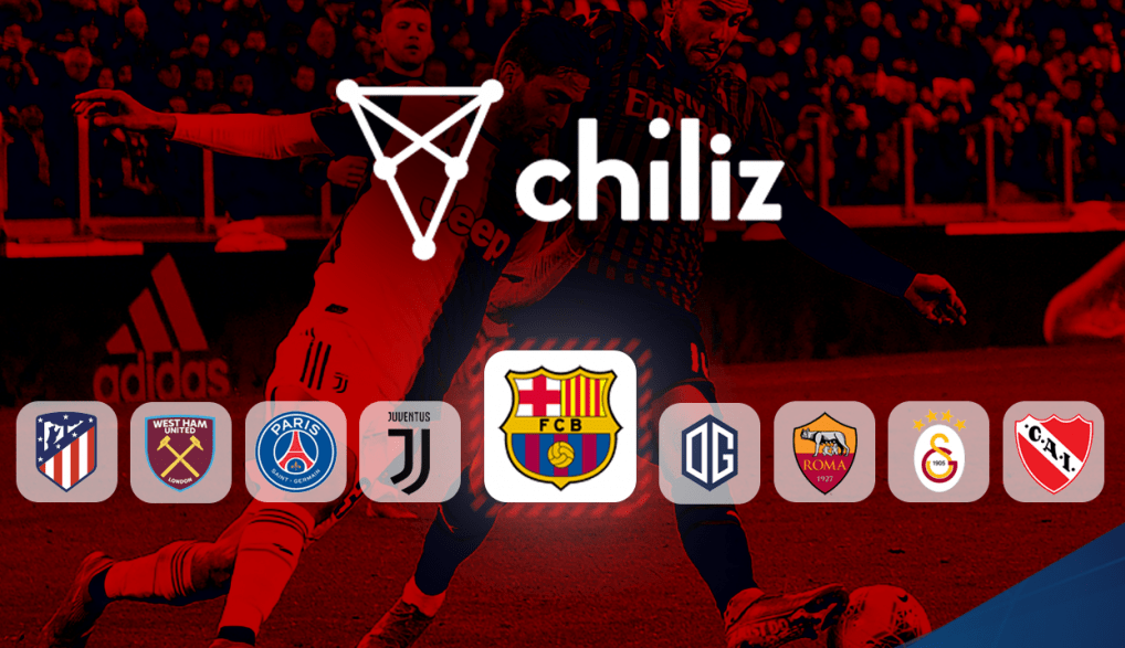 Chiliz partnerships