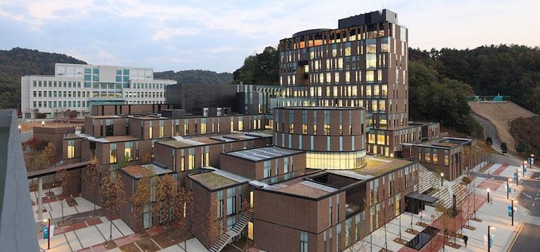Daejeon University building