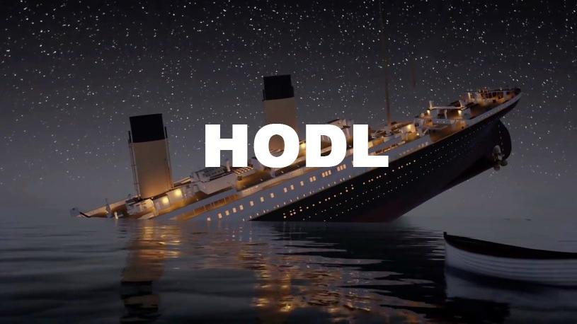 HODLing technique for long term profits