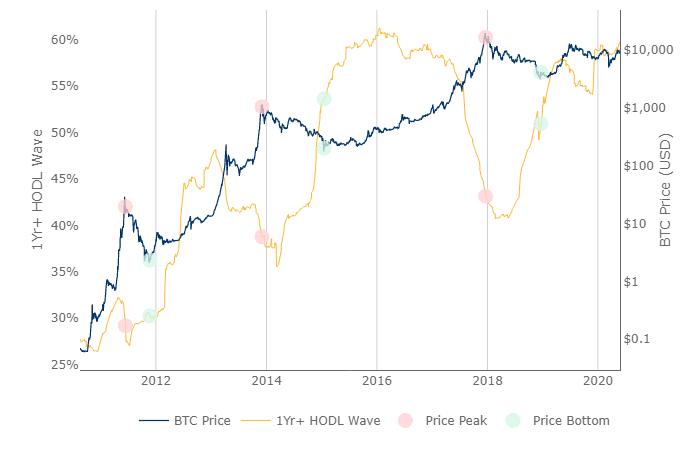 HOLD waves price bitcoin impact