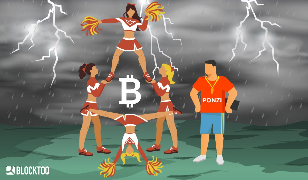 bitcoin ponzi scheme 2021