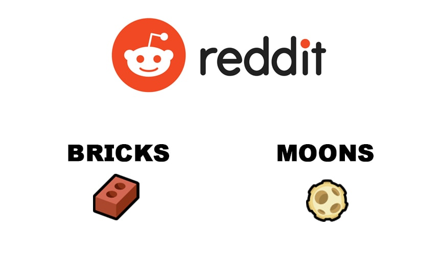 Bricks and moons on reddit