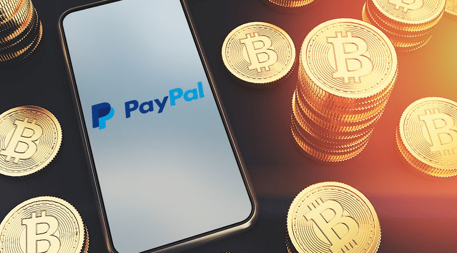 PayPal news about crypto make Bitcoin go up