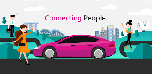 Ryde connects people